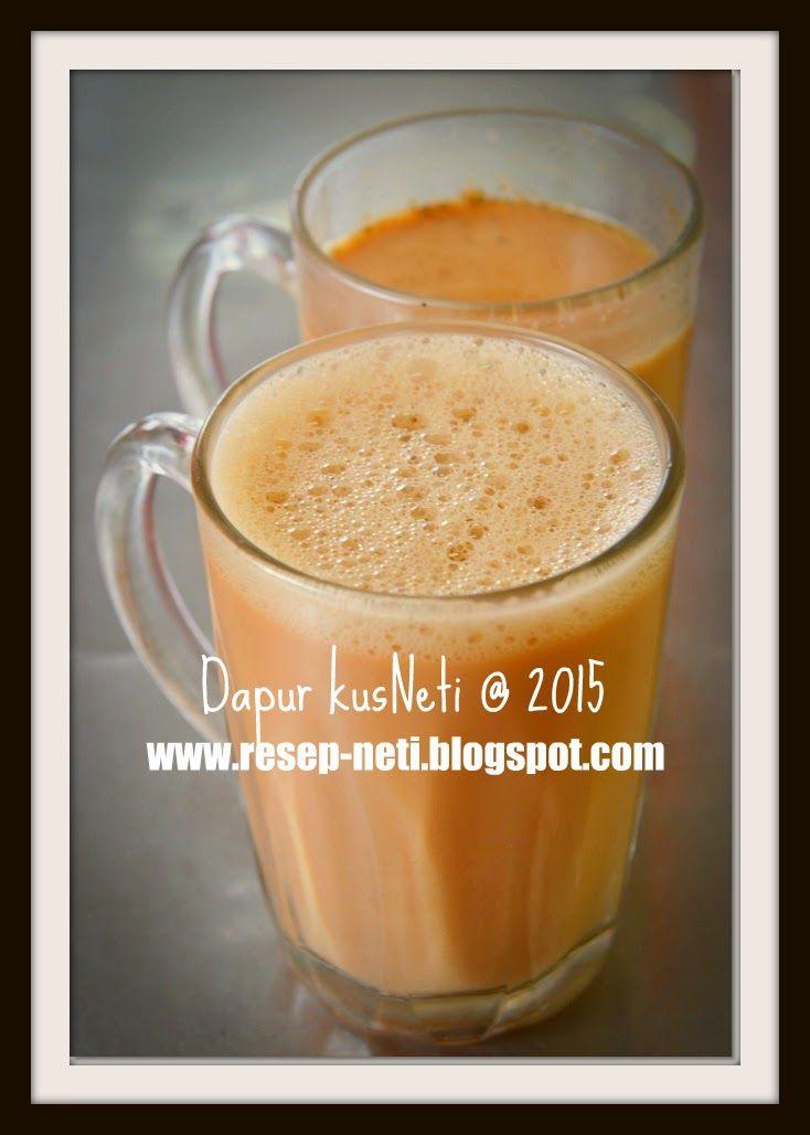 Resep Teh Masala Masala Tea Recipe Resep Masakan Kusneti Resep Makanan Resep Masakan Masakan