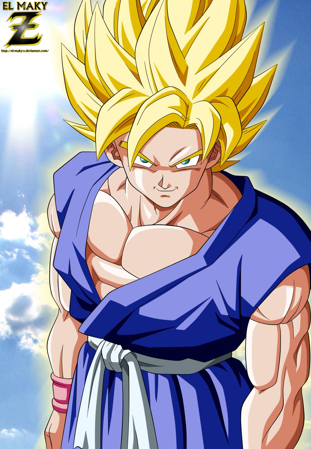 Best 25 super saiyan goku ideas on pinterest dbz super - Super saiyan 6 goku pictures ...