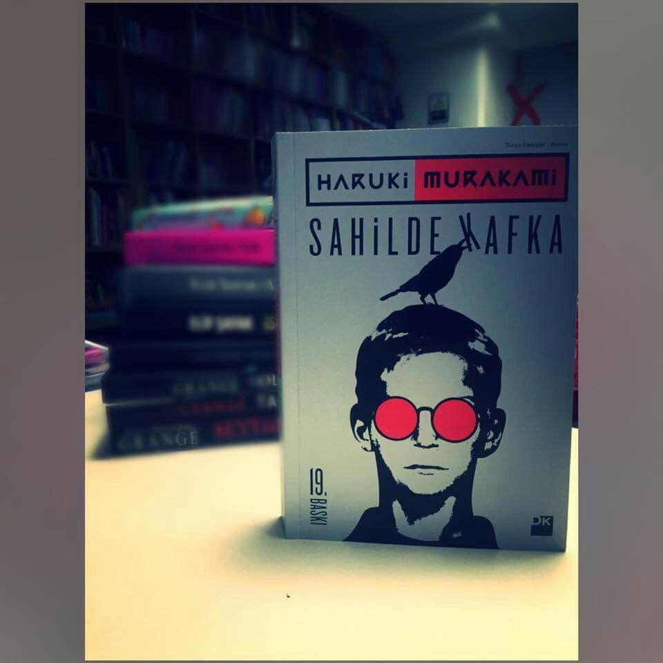 Haruki Murakami'den Sahilde Kafka 19. baskısına ulaştı! #yenibaskı