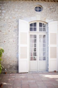 french doors with shutters. french arched door with shutters! doors shutters n