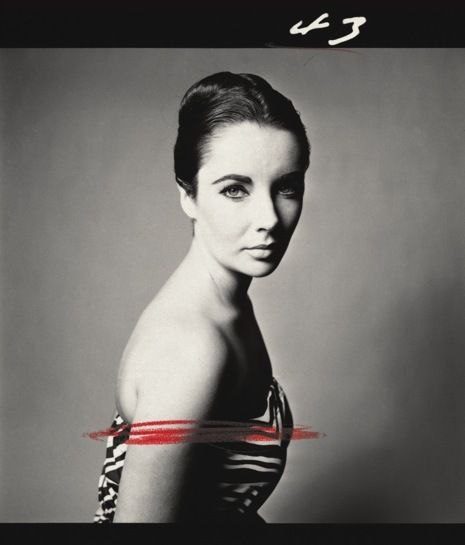 Elizabeth Taylor, Richard Avedon