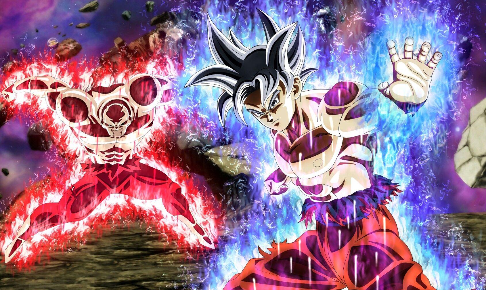 Goku And Jiren Final Showdown Goku Vs Jiren Dragon Ball Goku Vs