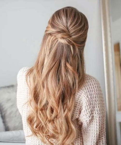 Truly Incredible Long Auburn Hairstyles 2020 For Prom To Look Magical This Year Hair Videos Tutorials Easy Hairstyles For Long Hair Hair Tutorial