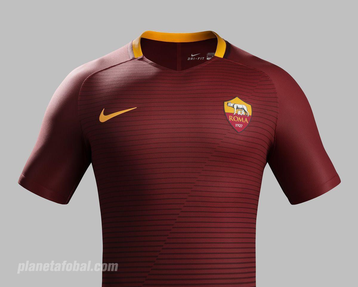 d3c931979 Nueva casaca de la Roma