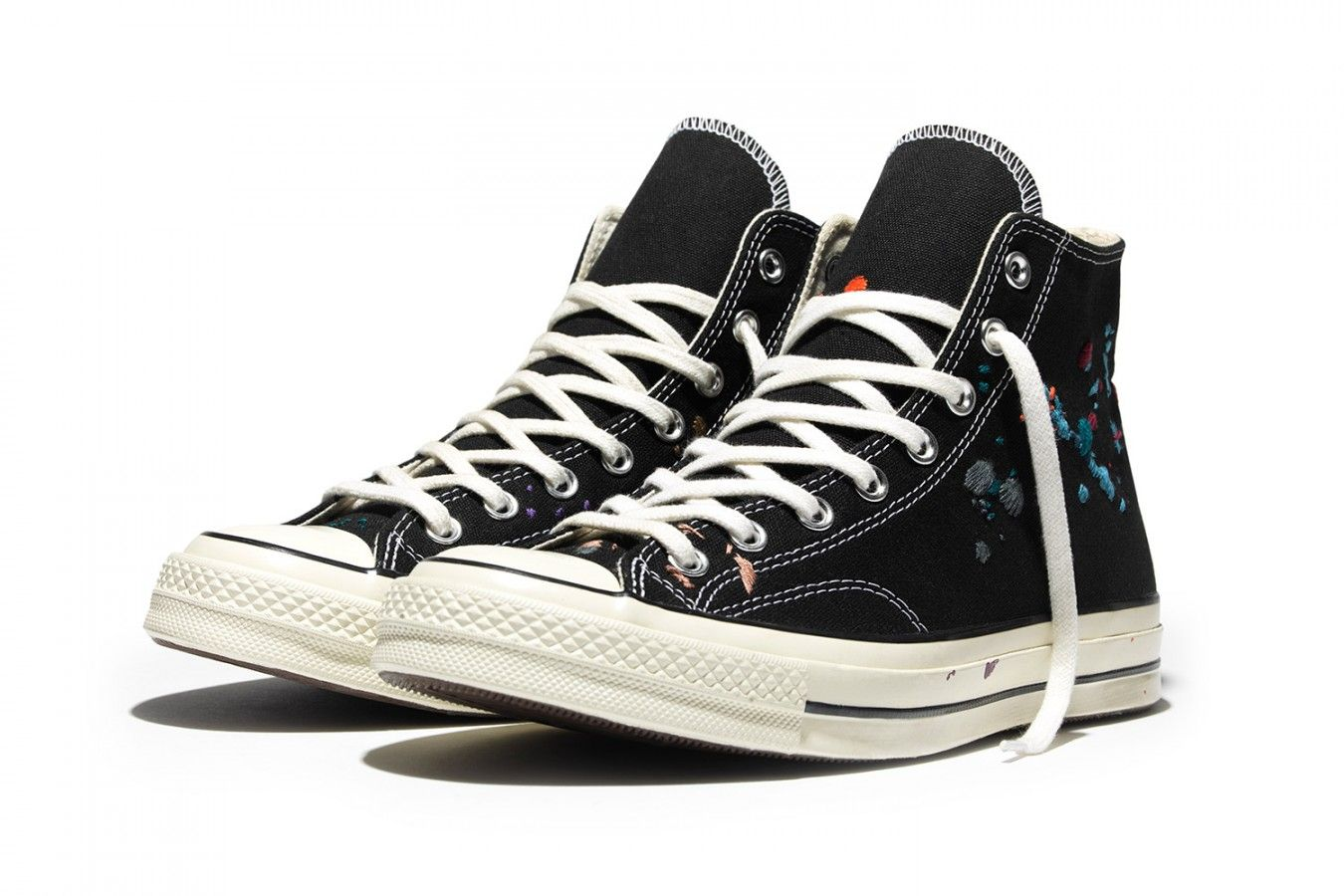 2d5197e5e2e3ab Converse and Boston-based brand Bandulu have joined forces to craft a  unique