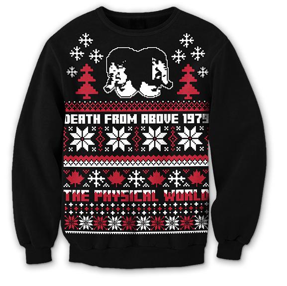 PRE ORDER DFA 1979 2014 Holiday Crew Sweater   Crew