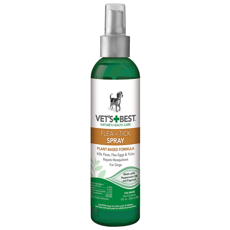 "Vet""s Best Flea & Tick Spray for Dogs, 8 oz Tick spray"