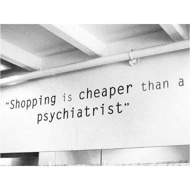 Shopping is cheaper than a therapy #shopping #onlineshopping #loveshopping #shopaholic