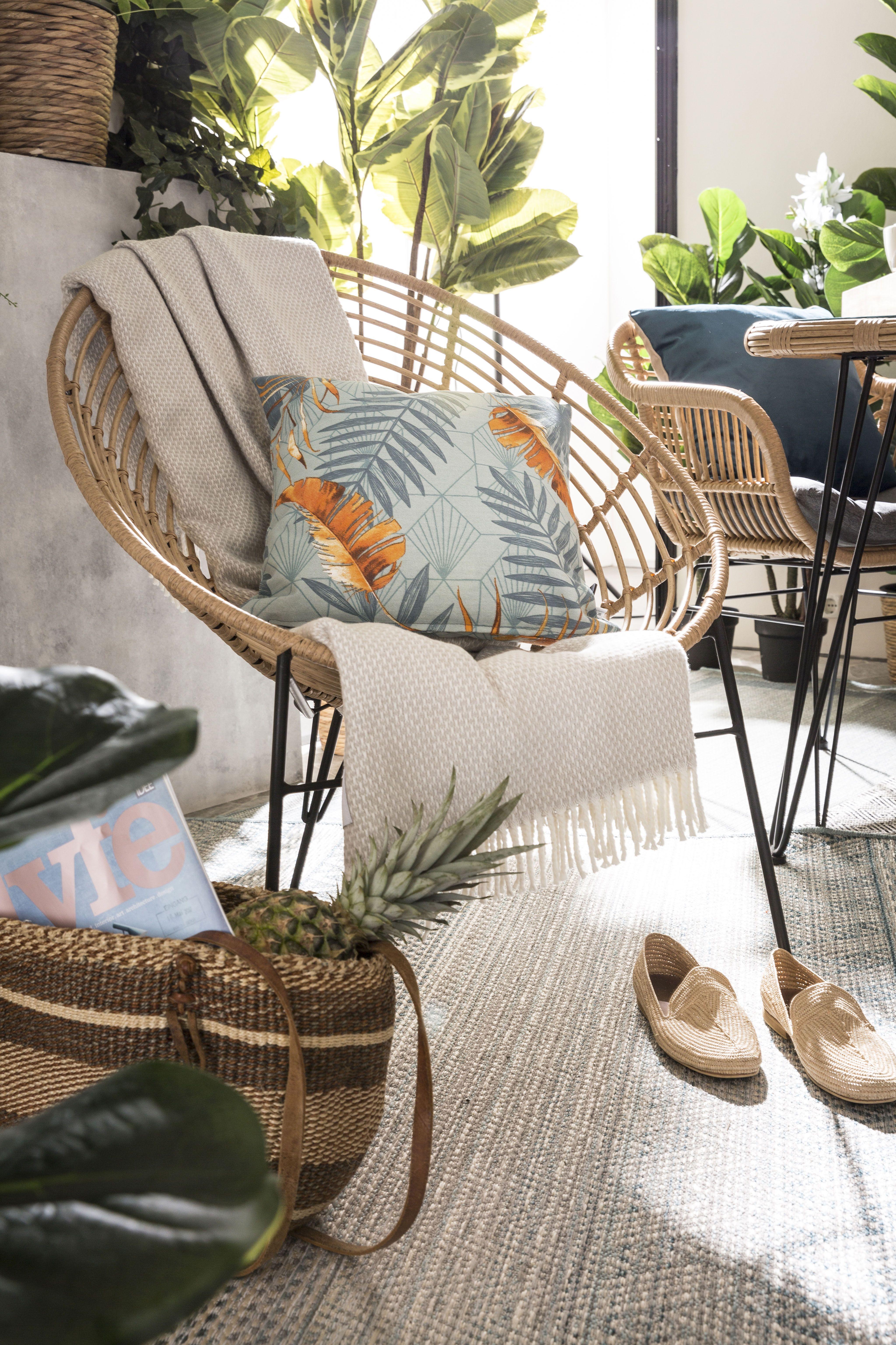 Mit Unserem Gartensessel Tahiti Macht Der Fruhling Und Sommer Im