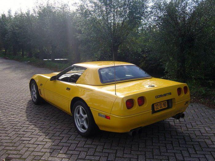 Corvette Zr1 Lt5 1992 Corvette Zr1 Chevrolet Corvette C4