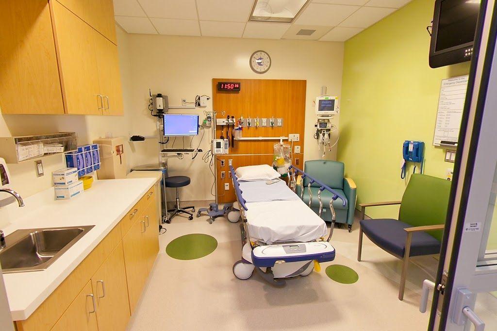 Children 39 s hospital of orange county exam room http - Interior design schools orange county ...
