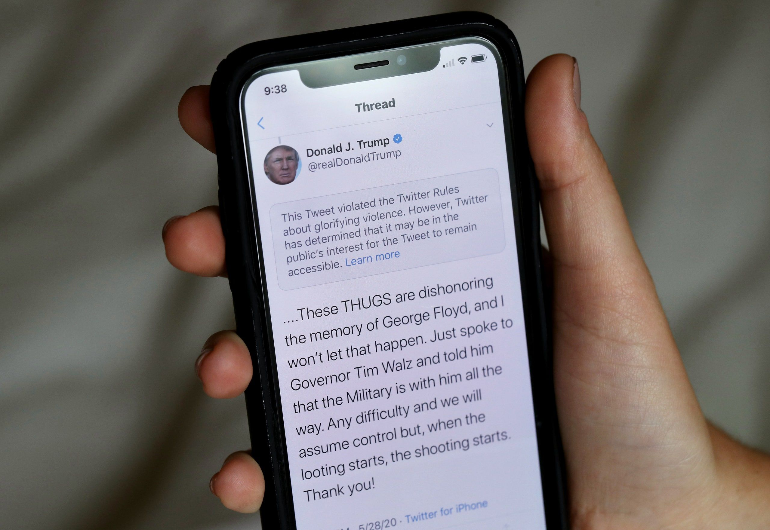 Trump Twitter Facebook And The Future Of Online Speech In 2020 Speech Political Ads Trump