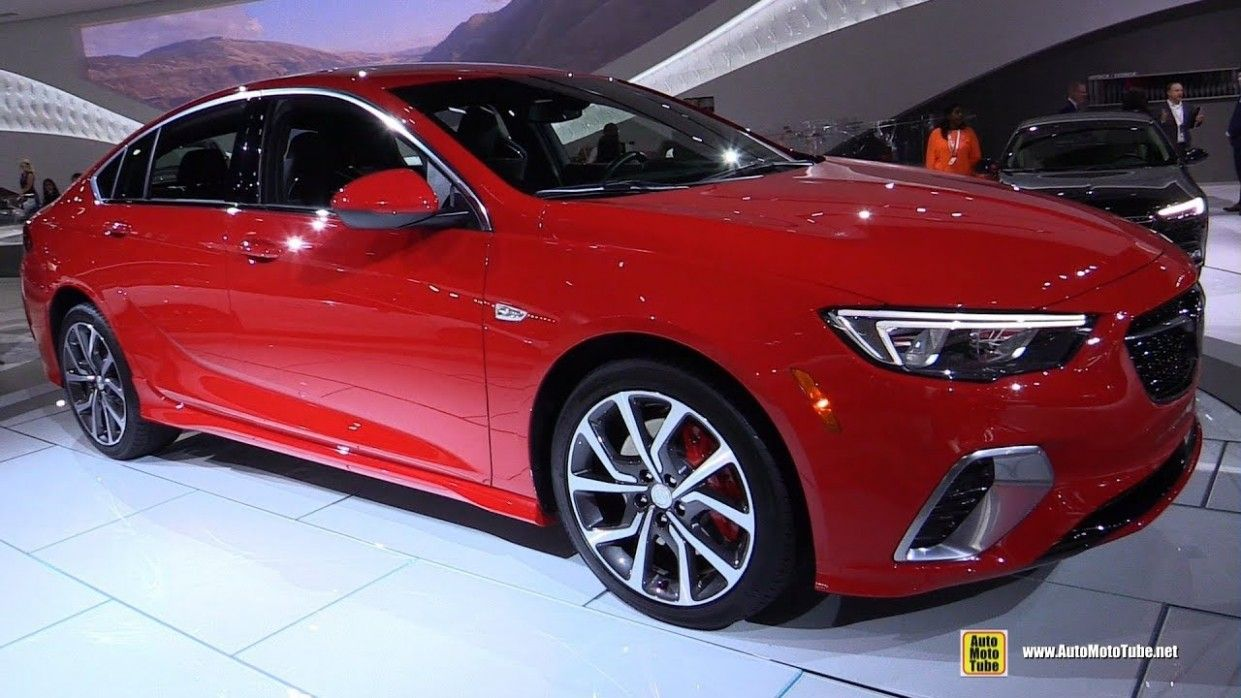 2020 Buick Regal Gs Coupe New Model and Performance