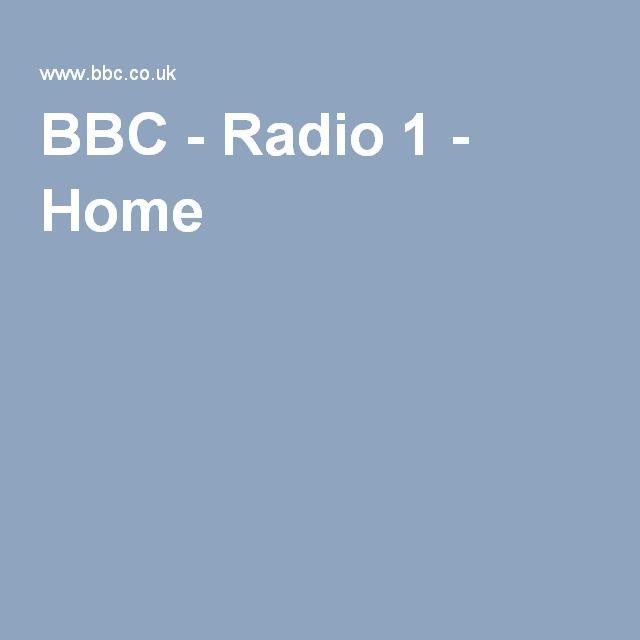 Bbc Radio 1 Bbc Radio Bbc Radio 1 Radio