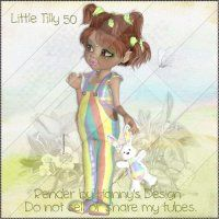 Little Tilly 50 [Hannys Designs] - $1.00 : LowBudgetScrapping