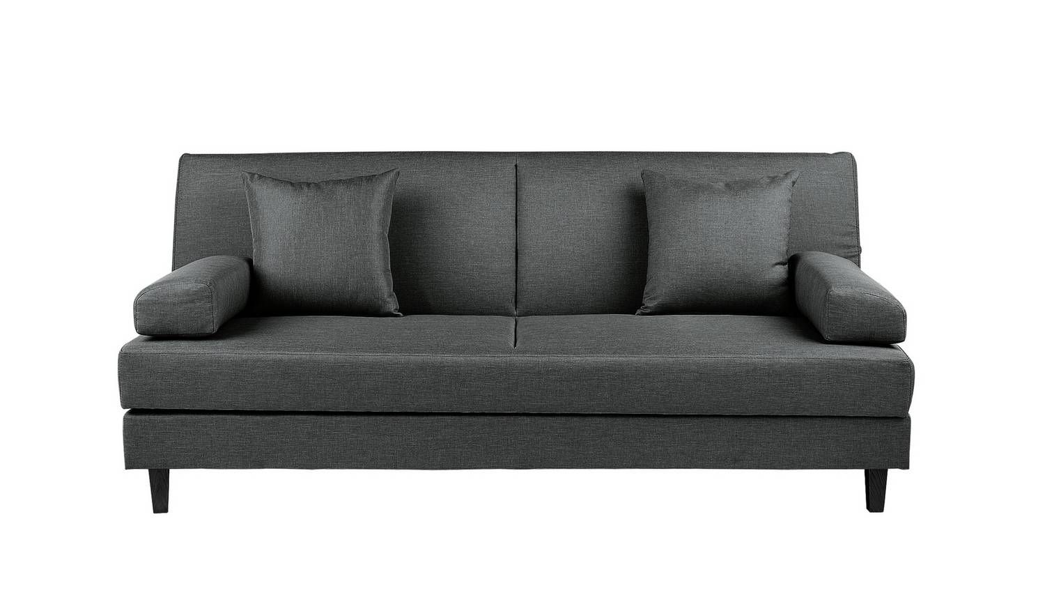 Buy Argos Home Chase Fabric Clic Clac Sofa Bed Light Grey Sofa Beds Grey Sofa Bed Charcoal Sofa Sofa Bed
