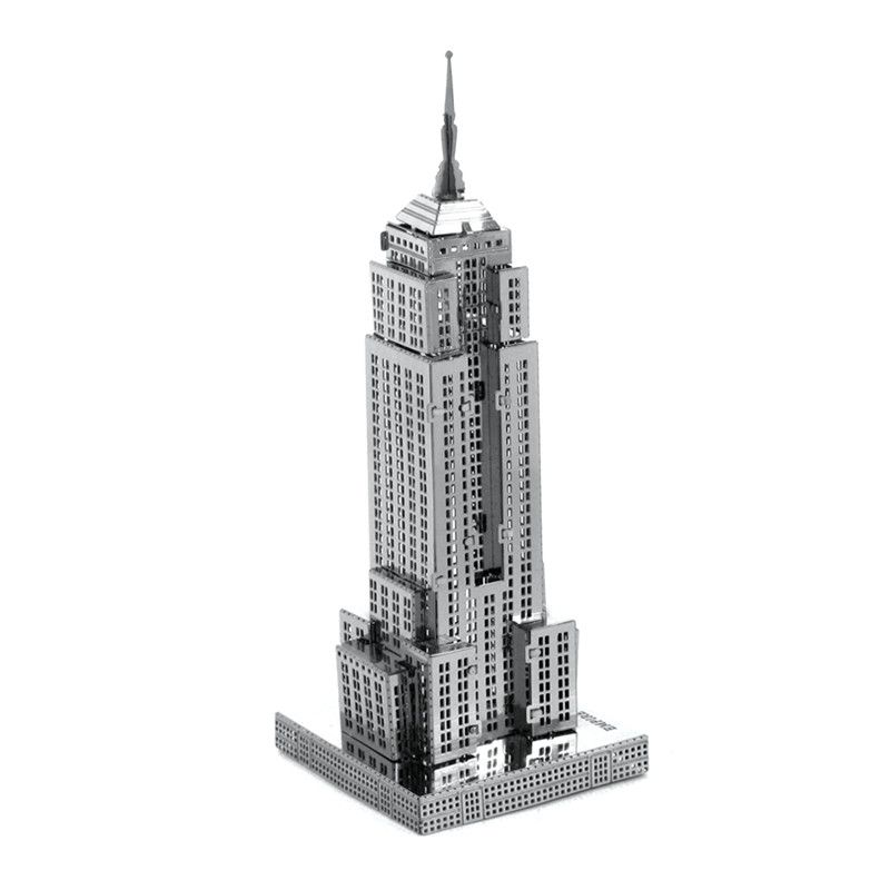 Charming Corte Láser PIECECOOL Empire State Building 3D Modelos Puzzle | Craft |  Pinterest | Empire State, Empire State Building And Laser Cutting
