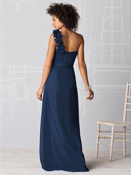 After Six Bridesmaids Style 6611 http://www.dessy.com/dresses/bridesmaid/6611/?color=midnight&colorid=47#.UmvvjjK9KK0