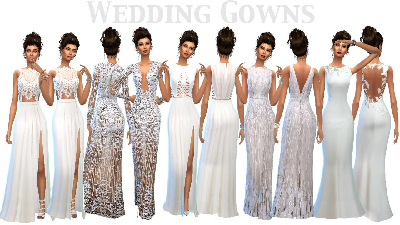 X long dresses 2 piece