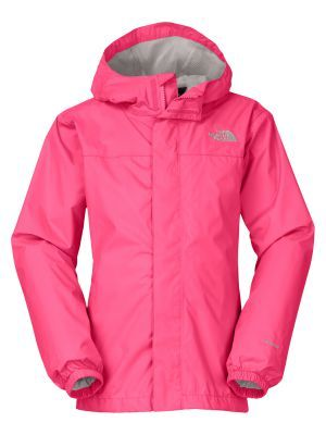 ab0e15ab2 The North Face Girl s Zipline Rain Jacket