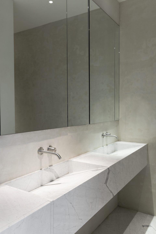 exclusieve marmeren badkamer | badkamer ideeen | design badkamers ...