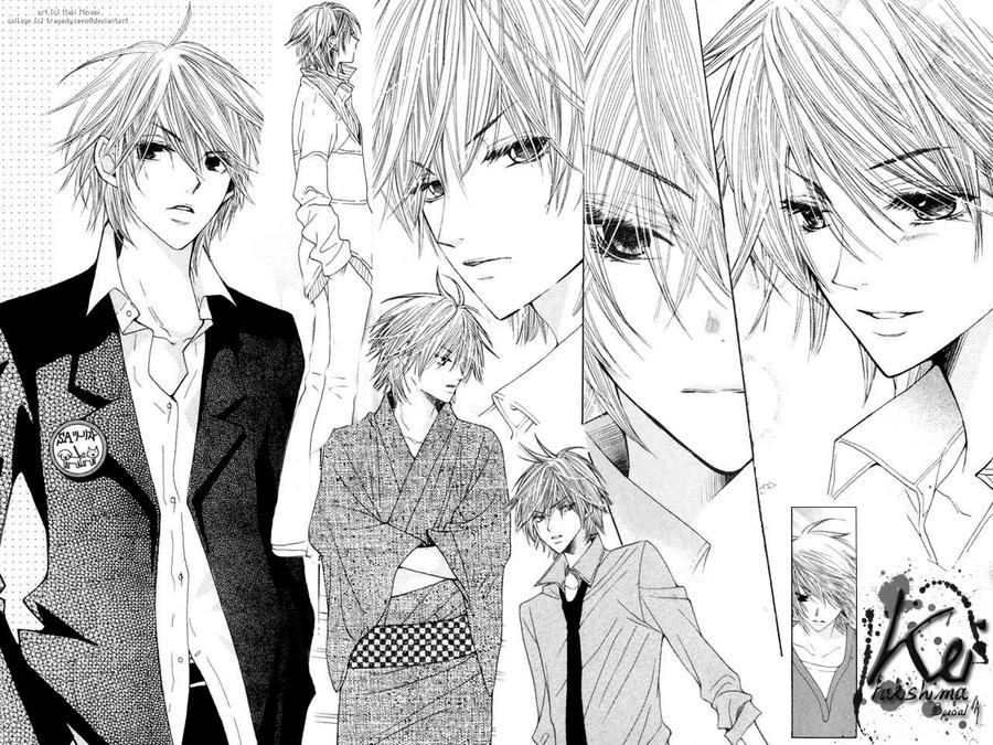 Resultado de imagen de Kei de Special A manga