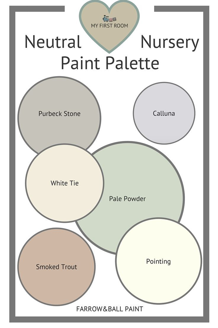HOW TO CHOOSE A PAINT COLOUR FOR A NURSERY images