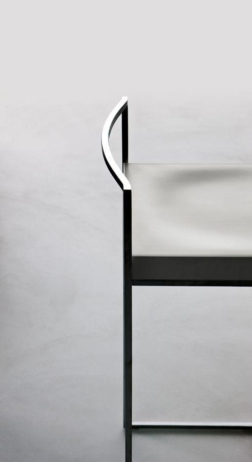 Enzo Berti for LaPalma | CUBA+CUBO stool, 1998: Attic Design, Art ...