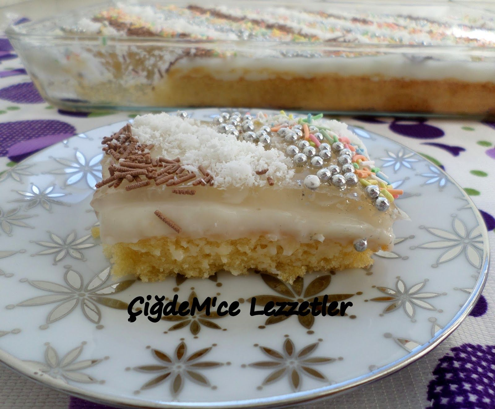 Ağlayan Kartopu Pasta Tarifi Videosu