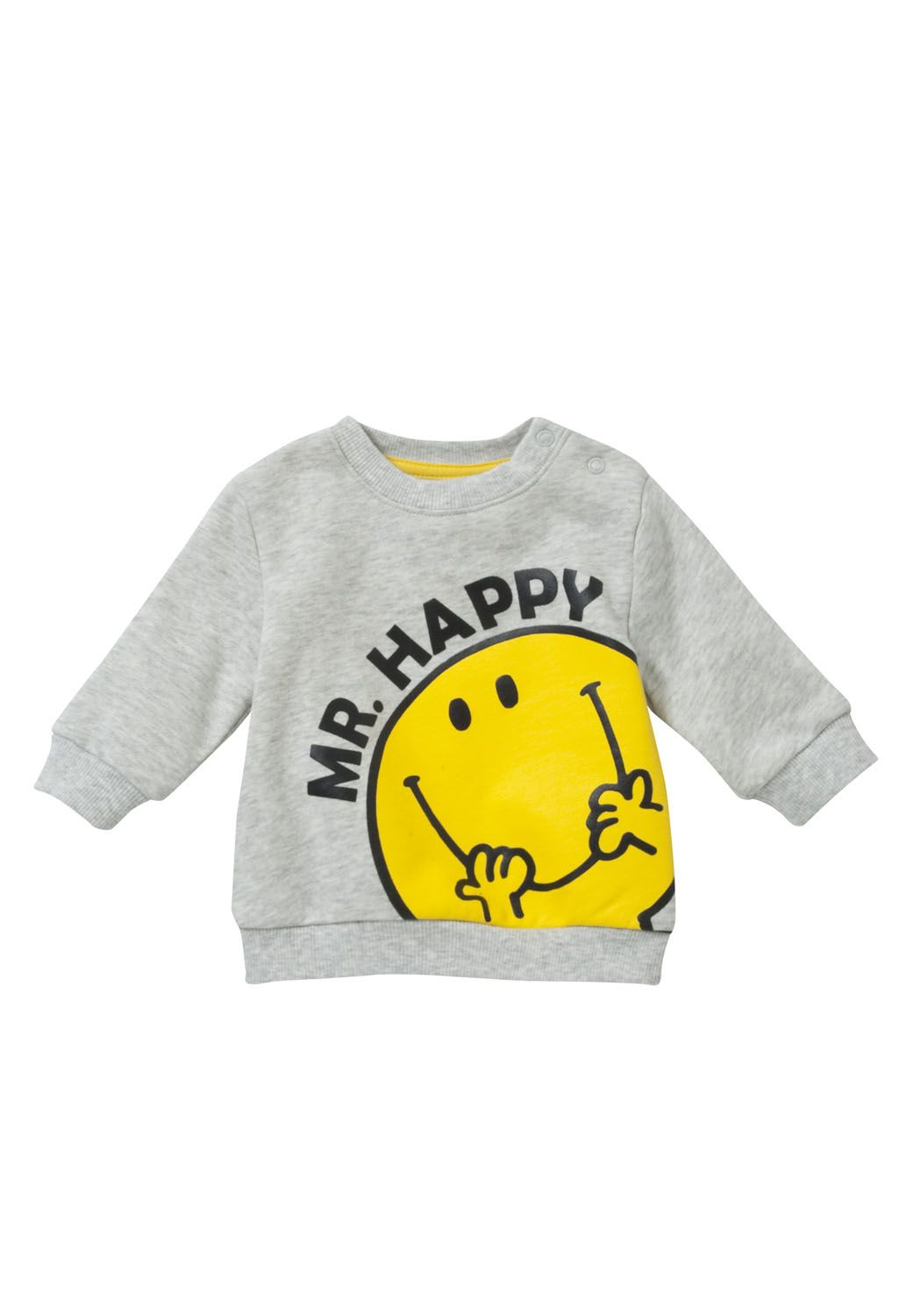 Mr. Men Mr. Happy Sweat Top