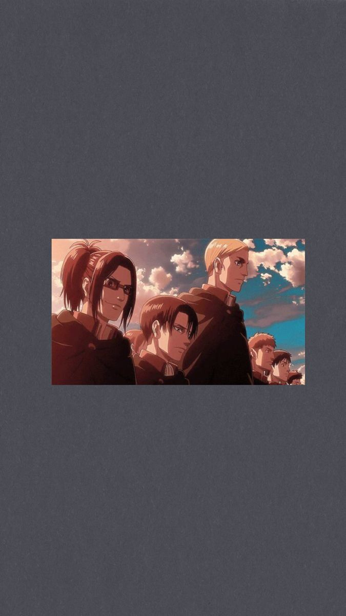 Pin By Ͻ‹ï½•ï½'in Ͻƒï½ˆï½ï½Ž On Anime Aestethic Wallpers In 2020 Attack On Titan Anime Best Anime Drawings Anime Wallpaper
