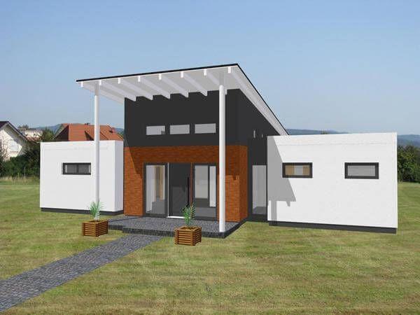 Jk Traumhaus individuell geplant futuristischer bungalow in
