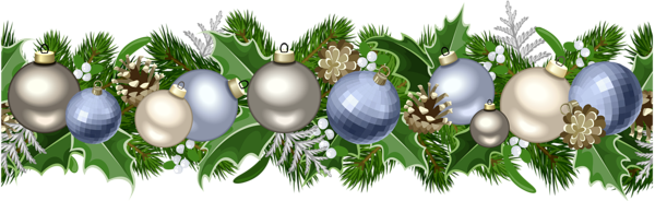 Christmas Deco Garland Png Picture Garland Christmas Cutouts Thanksgiving Images