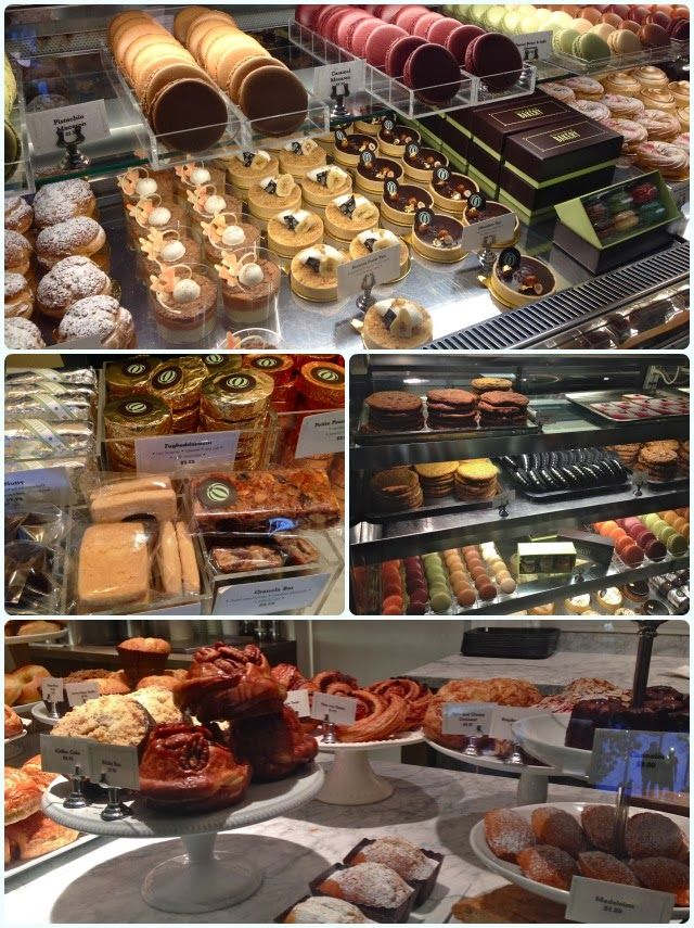 MY FAVE BAKERY IN THE WORLD: Bouchon Bakery, New York