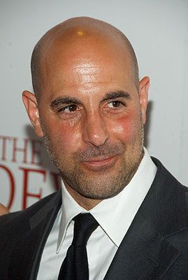 stanley tucci twin