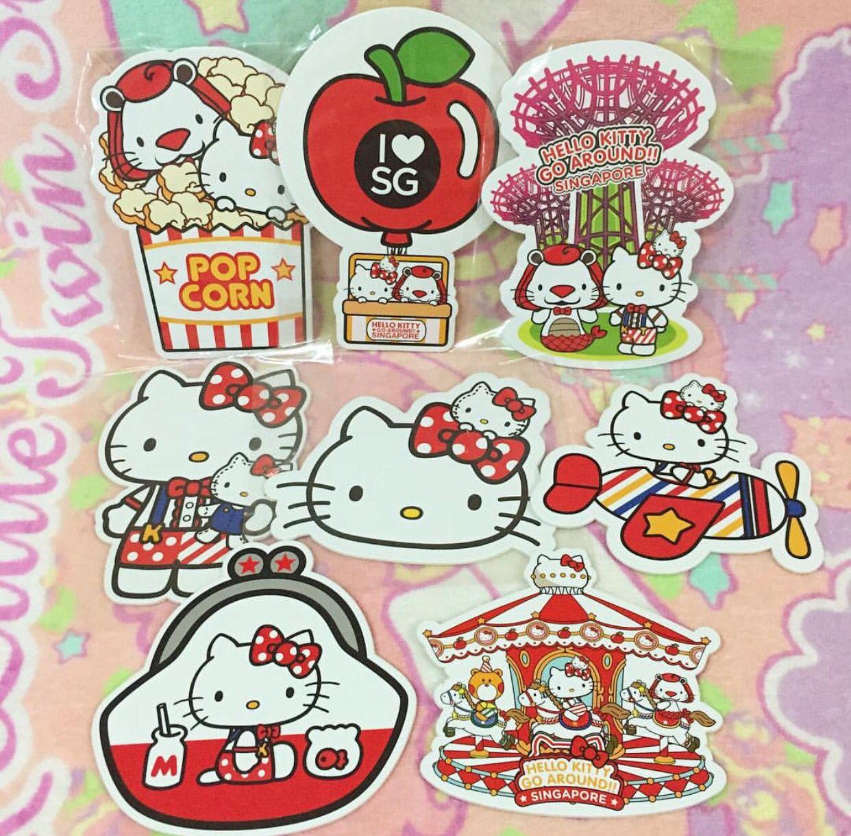 hello kitty gifts singapore