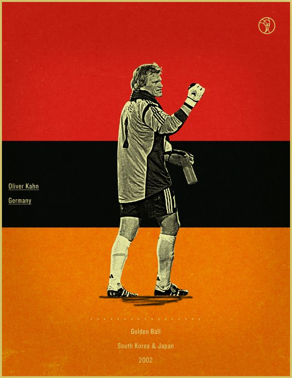 World Cup History Of The Golden Ball By Jon Rogers Via Behance Spor