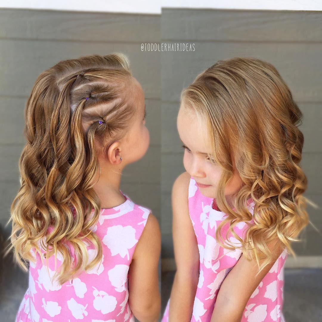 """Cami 🎀 Toddler Hair Ideas On Instagram: """"If You Have A Toddler But Don&39;T Have The 19Mm Nume Wand, You&39;Re Missing Out! Look At Those Curls! Click The Link In My Bio To Get 70% Off…"""" - Hair Beauty"""
