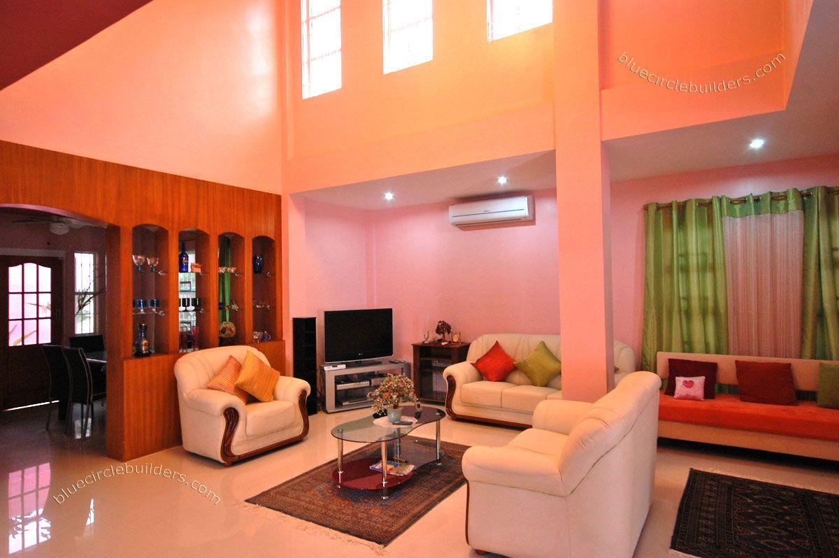 Home interior colors orange original red color living room interior inspiration extraordinary