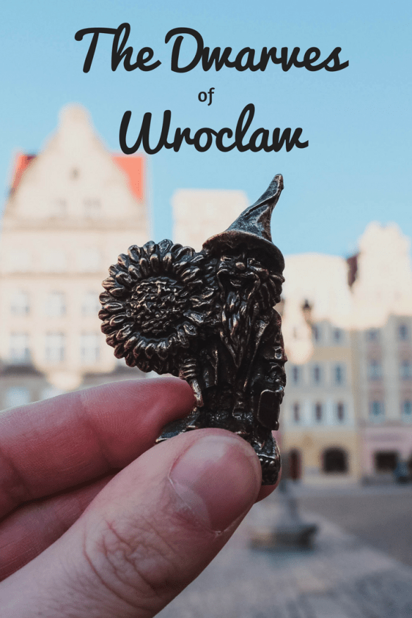 Hunting For Krasnale The Anti Communist Dwarves Of Wroclaw Man Vs Globe Wroclaw Poland Cities Amsterdam City Guide