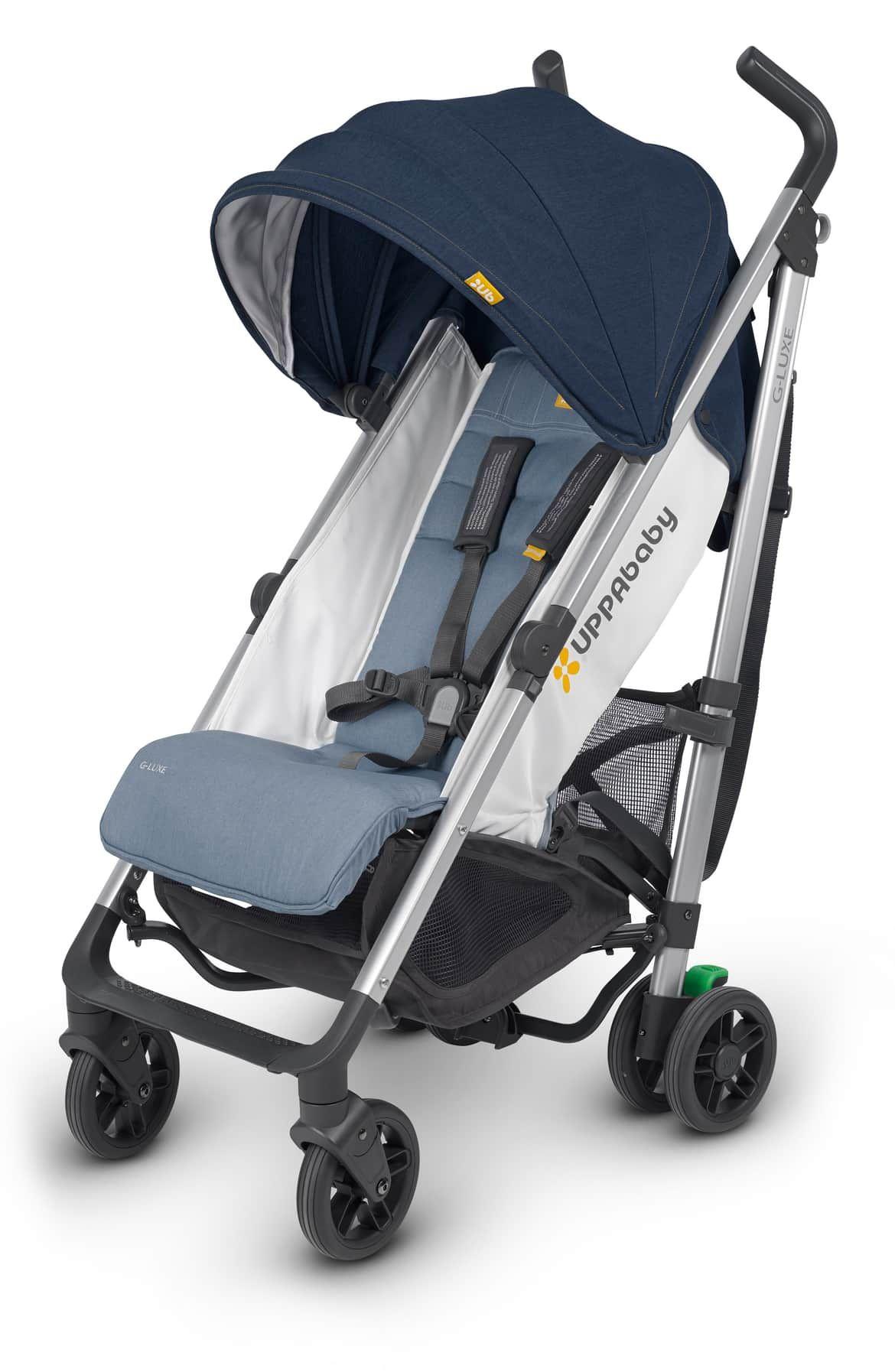 UPPAbaby GLUXE 2018 Reclining Umbrella Stroller