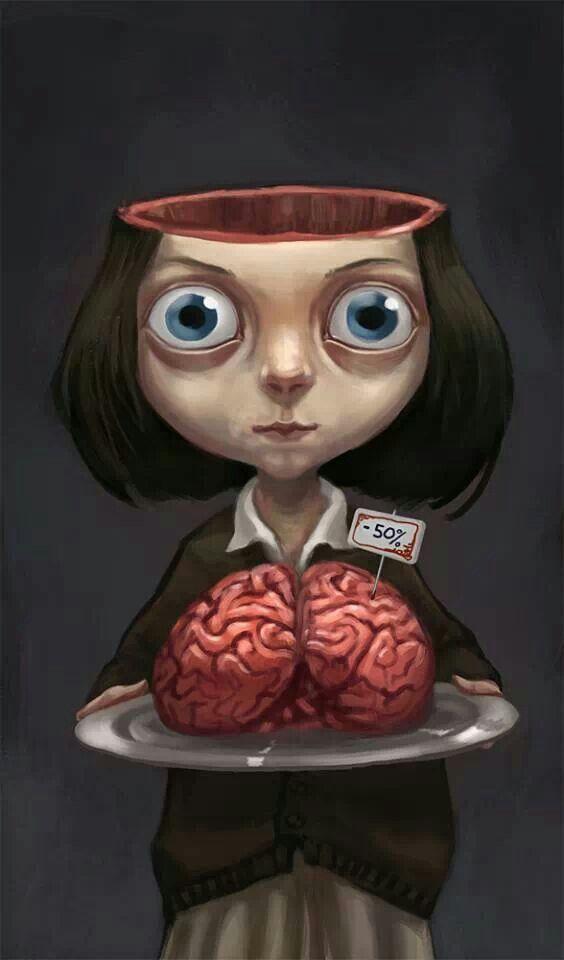 Brain For Sale, by Rhynn