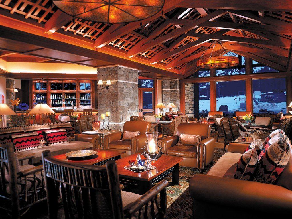 Four Seasons Resort Jackson Hole, Teton Village, Wyoming