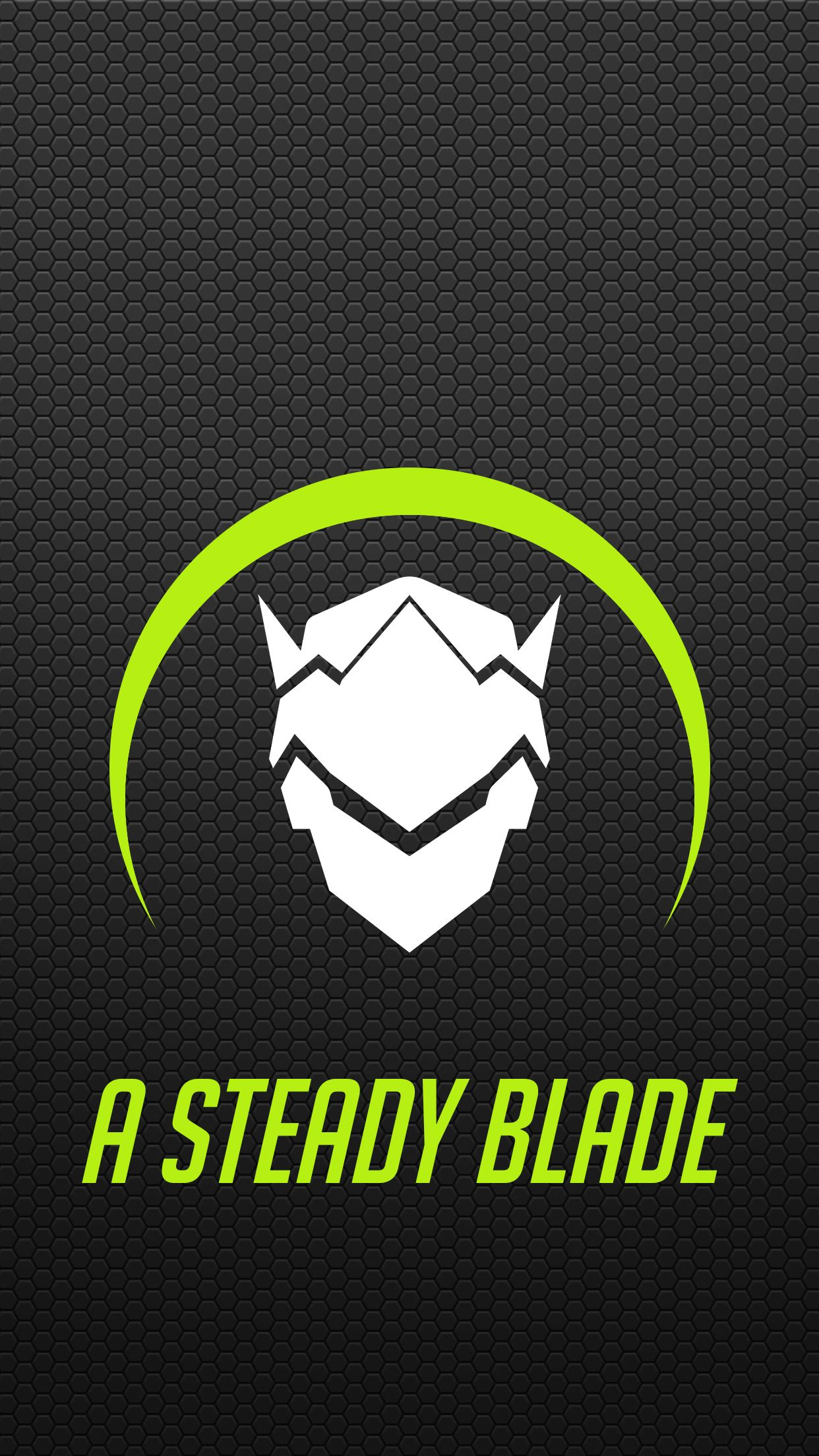 Genji Quotes Pinneo Mnemonic On Overwatchphonewallpaper  Pinterest