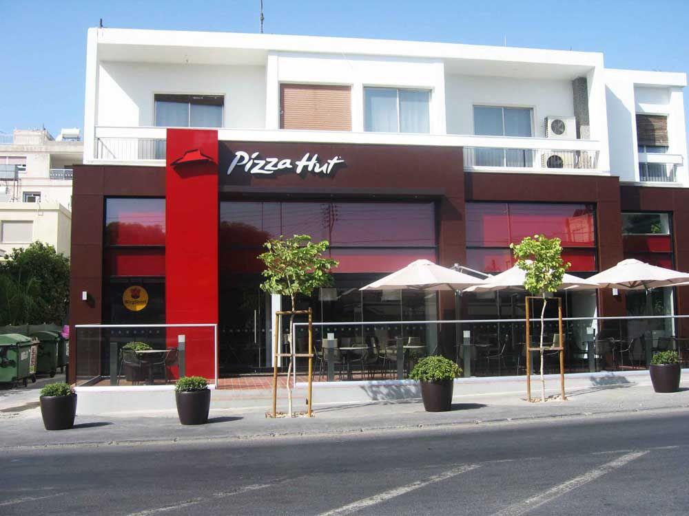 Modern Pizza Hut Strip Mall Ideas House Styles Home Decor