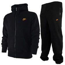 Nike Jogging Suit Clothing Shoes Accessories Ebay Nike Clothes Mens Nike Jogging Suits Mens Tracksuit Set