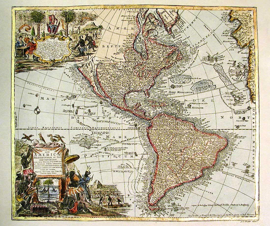 Los Mapas Antiguos más Impresionantes   Cartografia, Atlas y Mapas ...