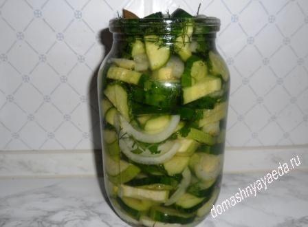 маринованное овощное ассорти .   Домашняя еда