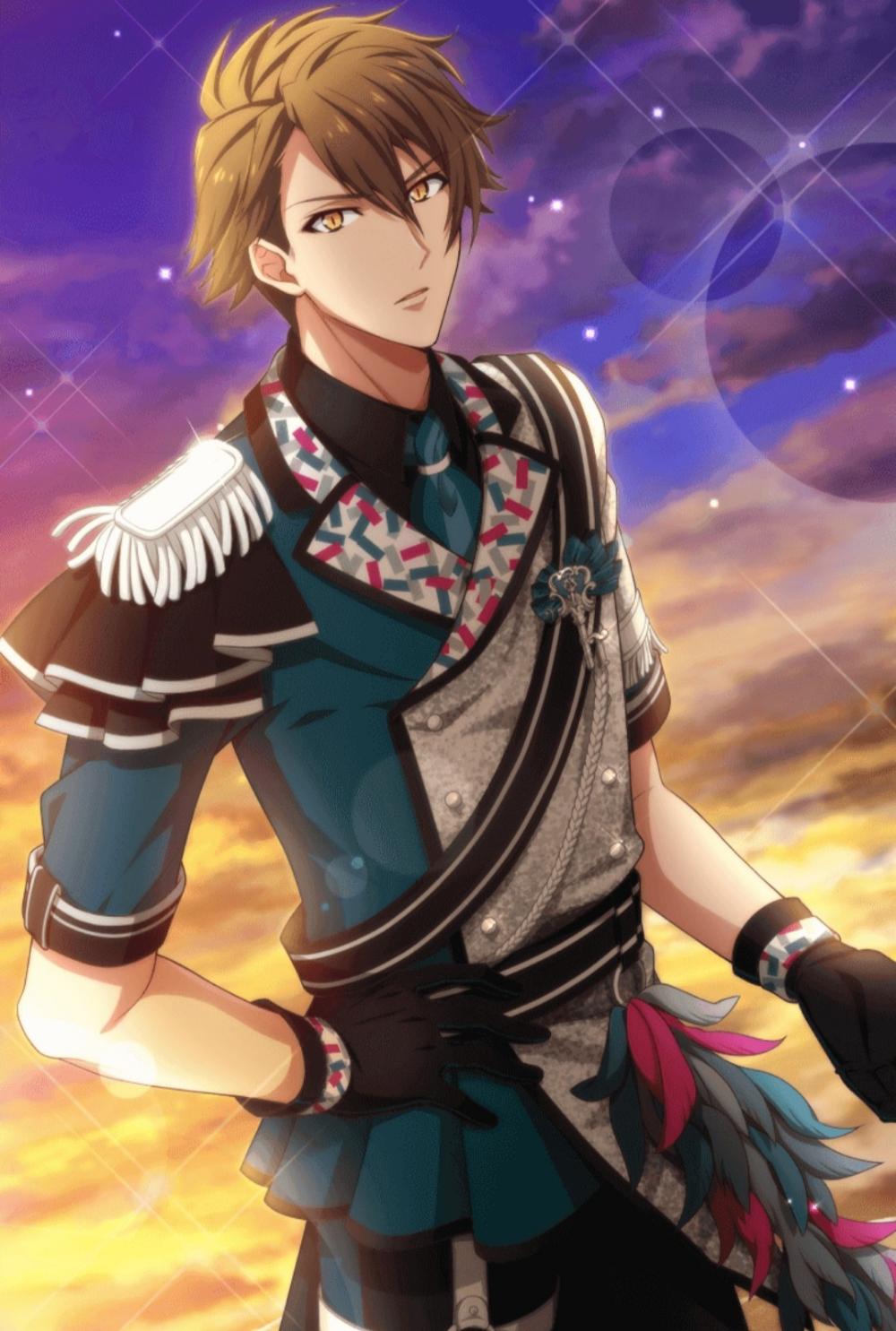 Idolish7 Cards in 2020 Anime music, Anime boy