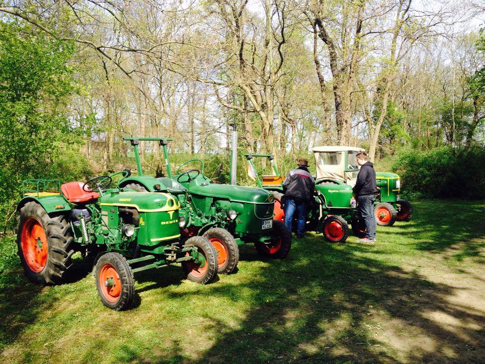 Für #Traktor Fans.  Tag der Offenen Tür 2015 Rittergut Orr